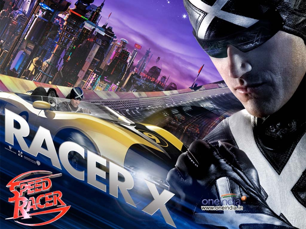 speed racer hq movie wallpapers | speed racer hd movie wallpapers