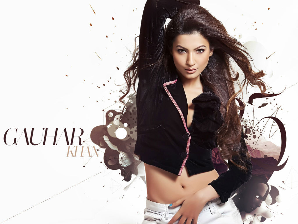 gauhar khan wallpapers - photo #11