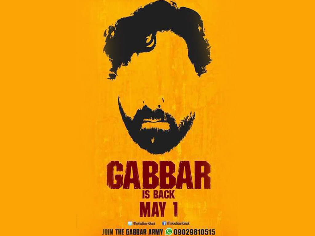 Gabbar Is Back (2015) Full Movie Free Download