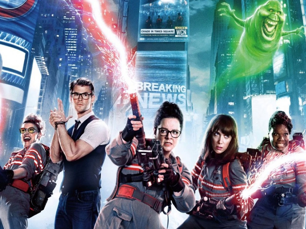 Ghostbusters 2016 Hq Movie Wallpapers Ghostbusters