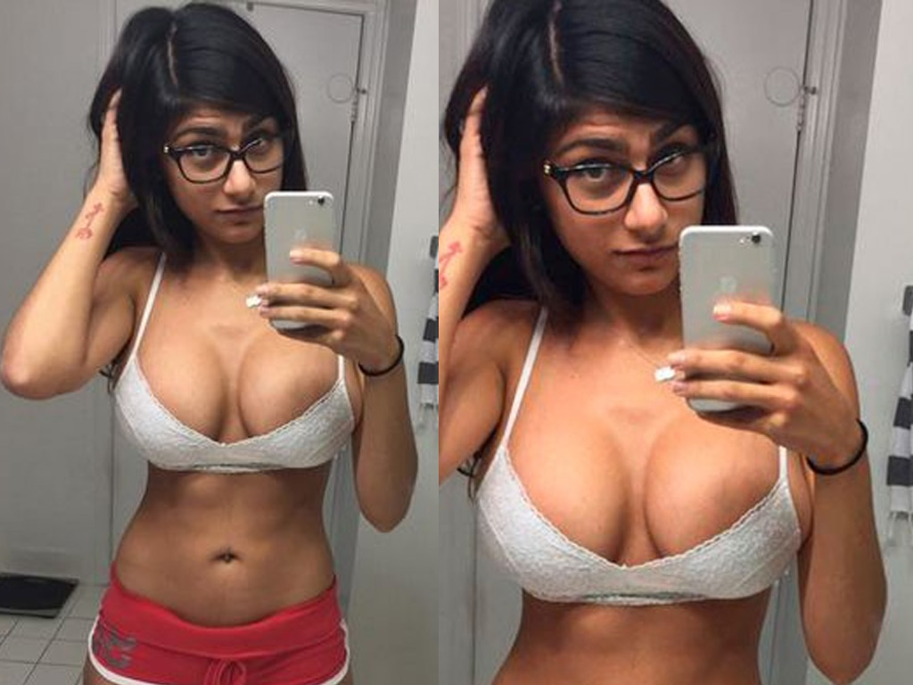 mia khalifa wallpaper