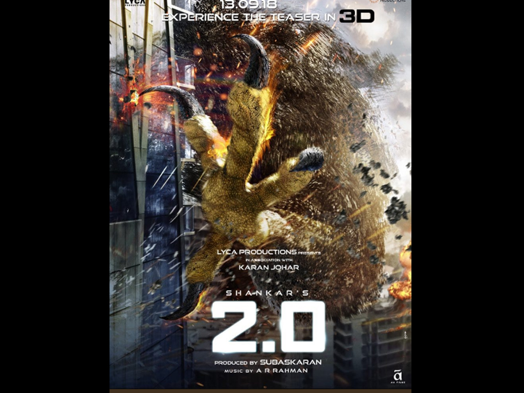 2.0 HQ Movie Wallpapers   2.0 HD Movie Wallpapers - 54125 ...