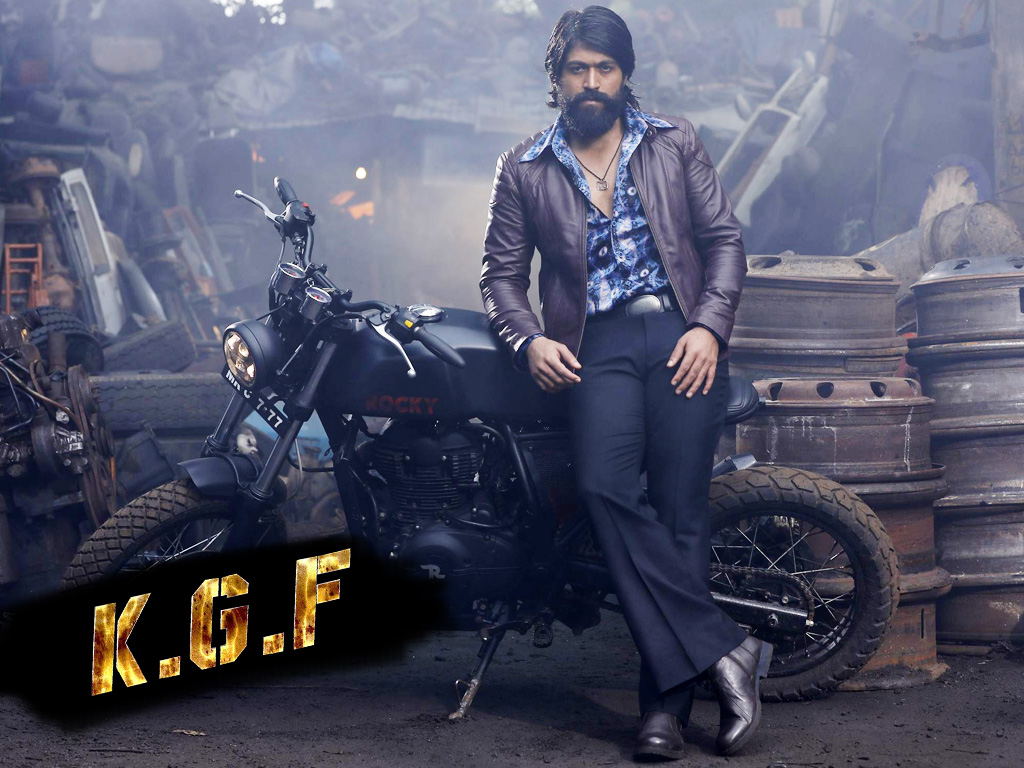 Kgf Movie Poster Background
