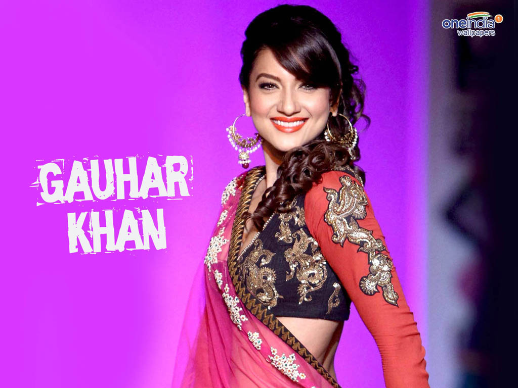 gauhar khan wallpapers - photo #24