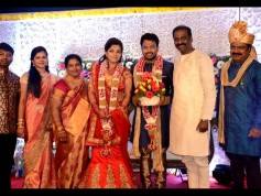 Actor Pandiarajan Son Prithiviraj Wedding Engagement