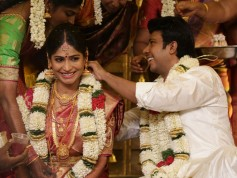 Feroz - Vijayalakshmi Wedding Wallpapers