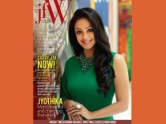 Jyothika On Magazine  Cover Page