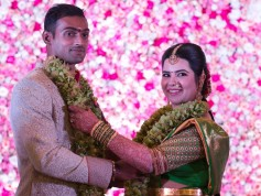 Sarathkumar Daughter Engagement