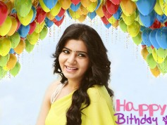 Samantha 28th Birthday Celebration Wallpapers
