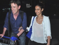 Ileana D'cruz With Her Boyfriend