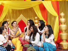 Bhavana Marriage Special Wallpapers