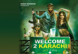 Welcome To Karachi