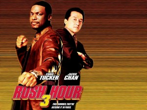 Jackie Chan and Chris Tucker