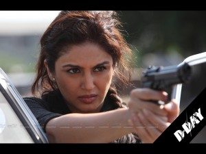 Huma Qureshi - D Day