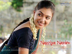 Nazriya Nazim Wallpaper