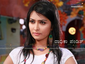 Radhika Pandit Wallpaper