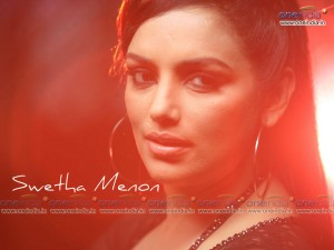 Swetha Menon Wallpaper
