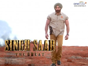 Singh Saab the Great Wallpaper