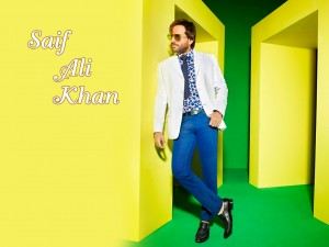 Saif Ali Khan Photoshoot for Shoe Brand