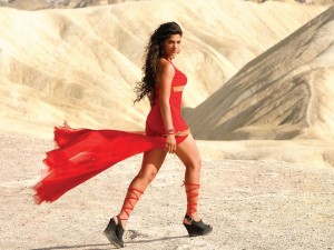 Saiyami Kher in Rey Movie