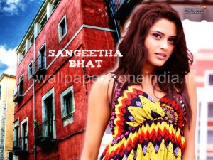 Sangeetha Bhat Wallpaper