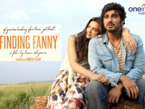 Finding Fanny Wallpaper