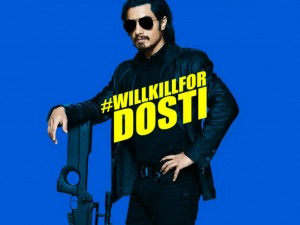 Kill Dil First Look Poster - Ali Zafar