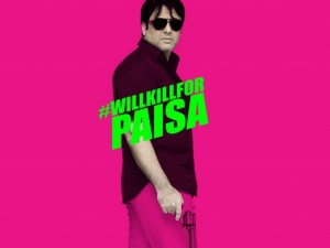 Kill Dil First Look Poster - Govinda