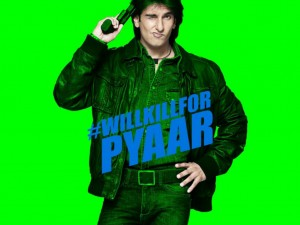 Kill Dil First Look Poster - Ranveer Singh