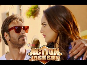 Action Jackson Wallpaper