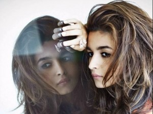 Alia Bhatt on Hello Magazine