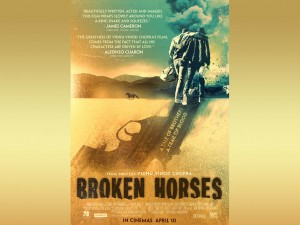 Broken Horses Wallpaper