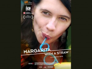 Margarita With A Straw Wallpaper