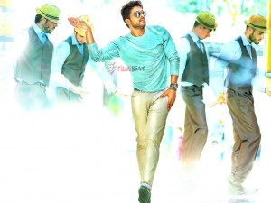 Allu Arjun Wallpaper