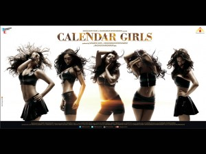 Calendar Girls Wallpaper