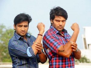 Arya and Santhanam