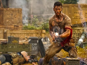 Baaghi 2 wallpaper baaghi 2 hd movie wallpapers filmibeat - Baaghi 2 love wallpaper ...