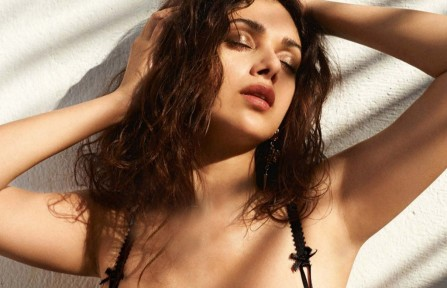 Aditi Rao Hydari - GQ Magazine MAY 2015