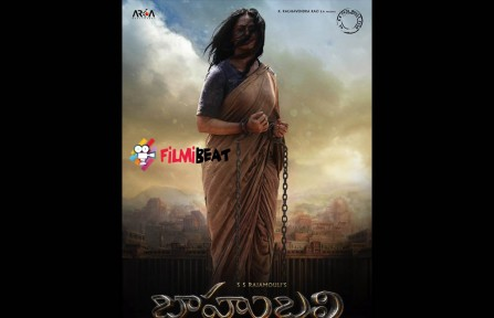 Anuskha Look in Bahubali