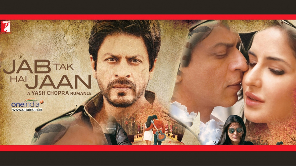 Jab Tak Hai Jaan movie Wallpaper -104
