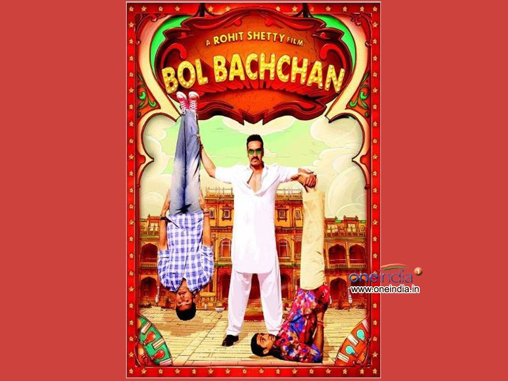 Bol Bachchan movie Wallpaper -259