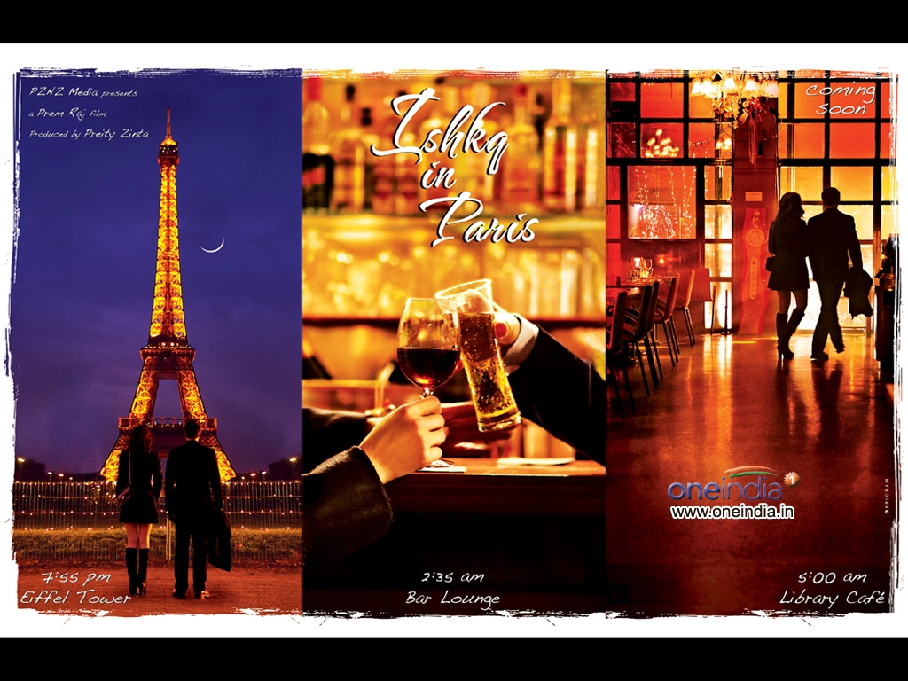 Ishkq In Paris movie Wallpaper -261