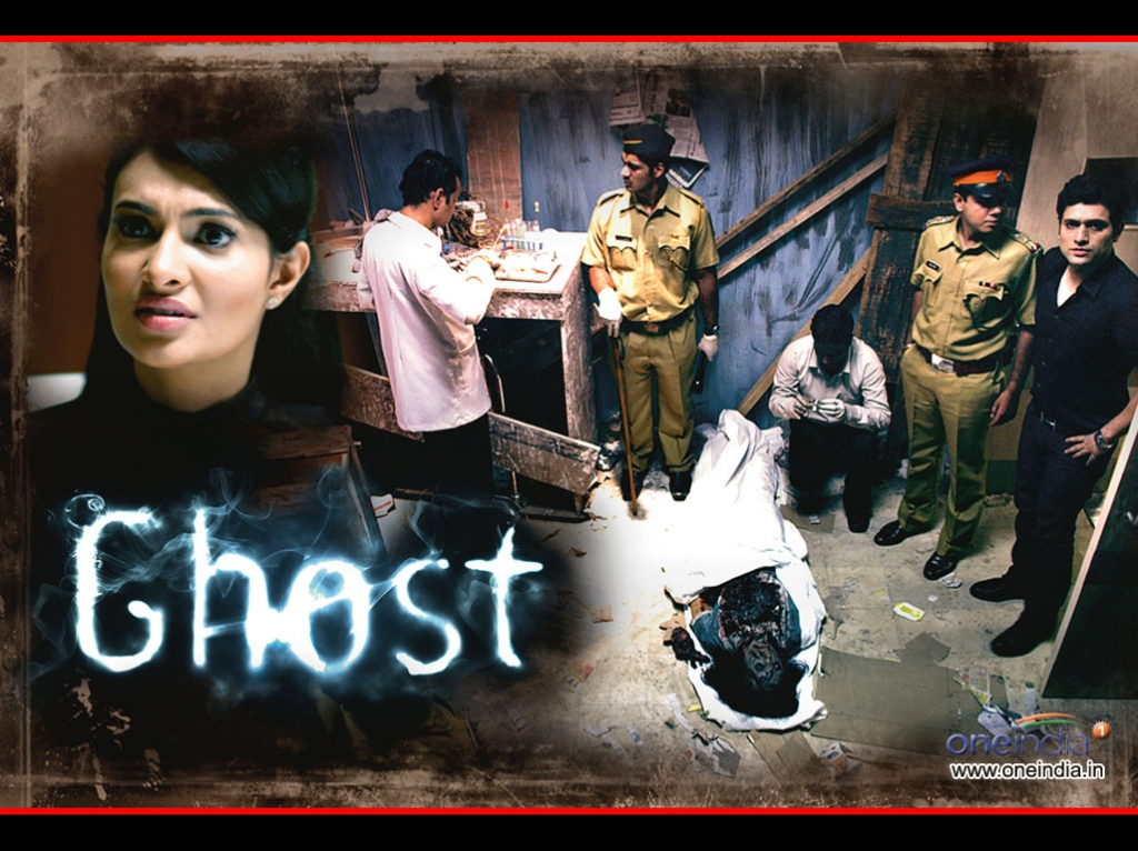 the Ghost movie in hindi download
