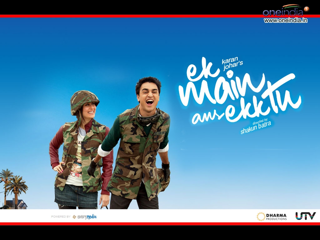 Ek Main Aur Ekk Tu movie Wallpaper -325
