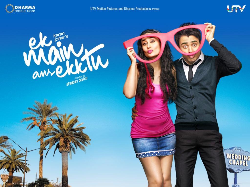 Ek Main Aur Ekk Tu movie Wallpaper -328