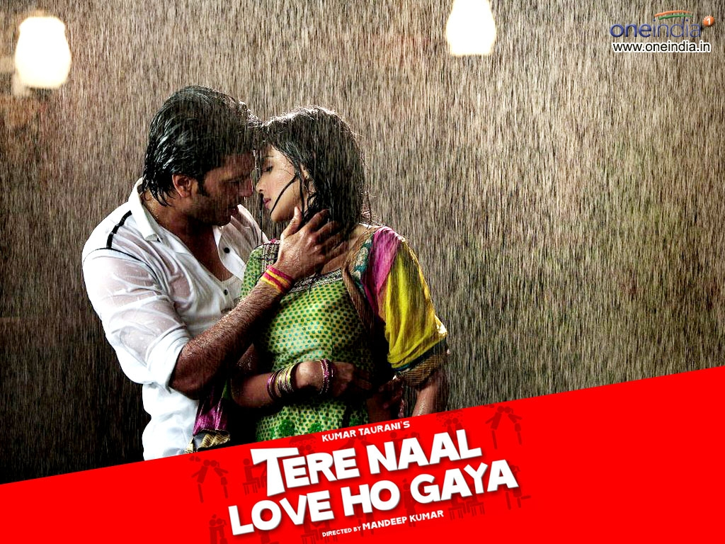 Tere Naal Love Ho Gaya Wallpaper
