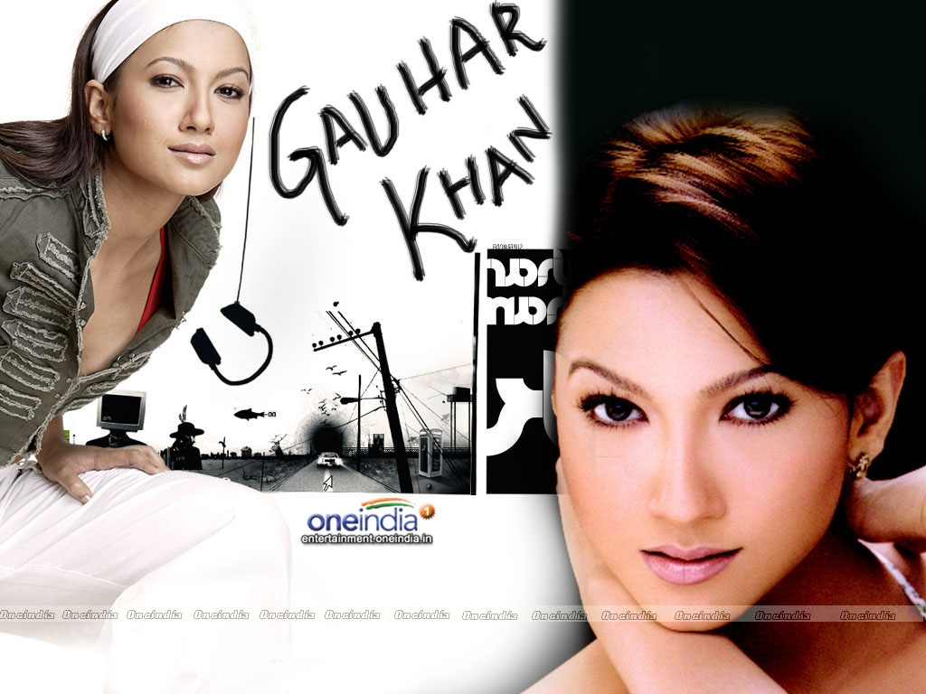 Gauhar Khan Wallpaper -565