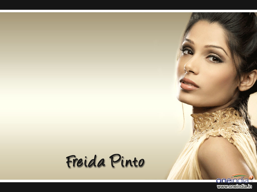 Freida Pinto Wallpaper -665