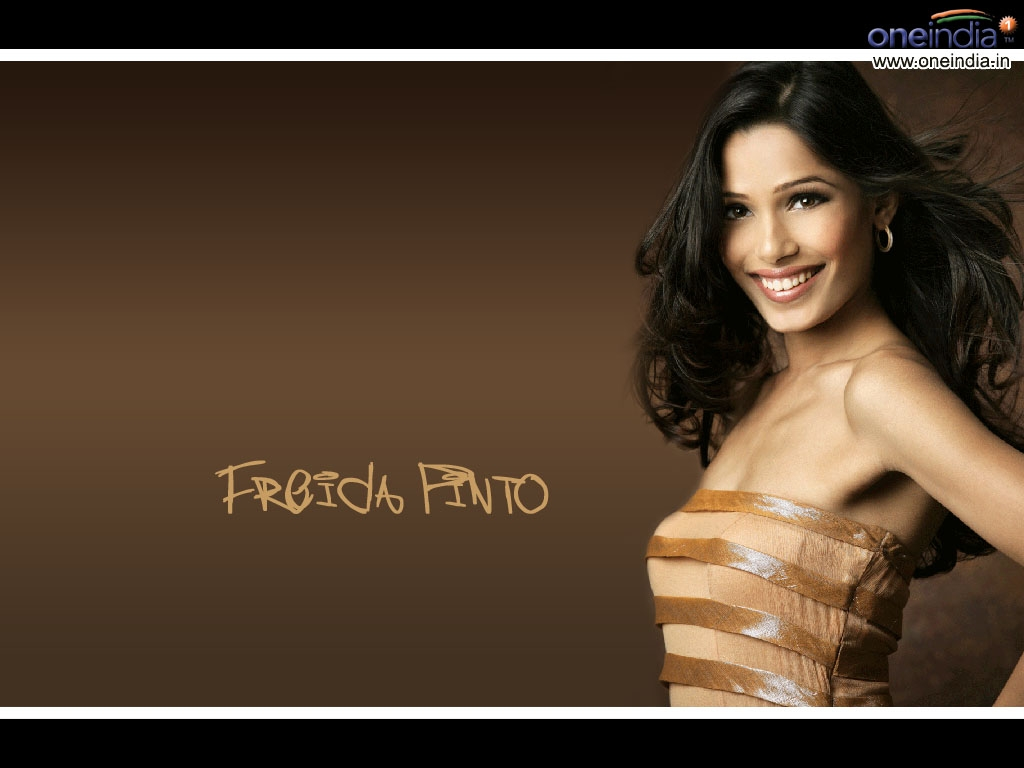 Freida Pinto Wallpaper -666