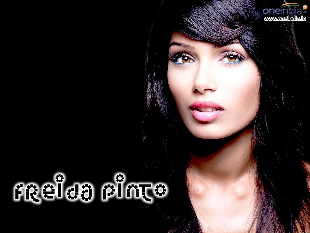 Freida Pinto Wallpaper -667